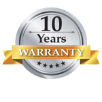 10-years-warranty-auminium-frame-icon