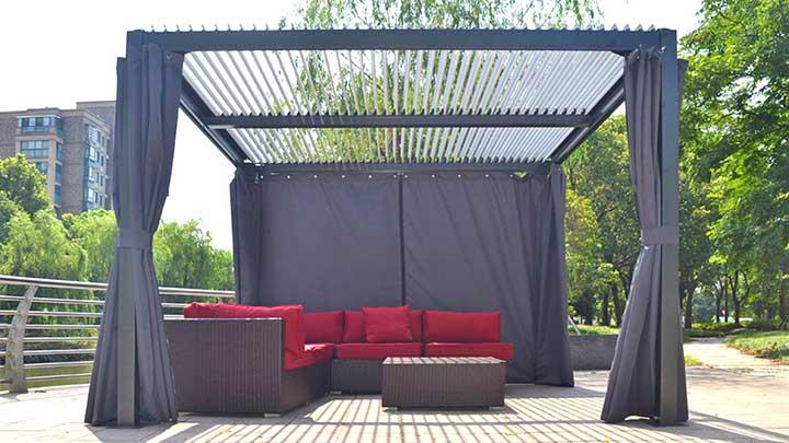 Louver-Pergola-polyester-side-wall-720-B