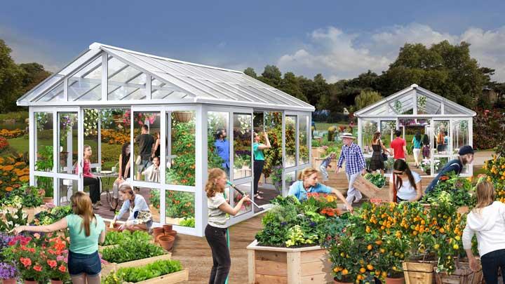 SUNHOUSE - Garden Center