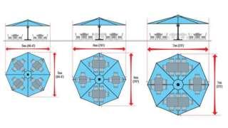 <p>U10-500<br>Octagonal 16.4' (5m)</p>